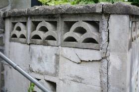 ブロック塀が劣化してきたので直したい